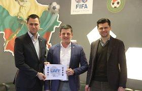 LFF vadovai įvertino Utenos futbolo danišką kryptį