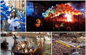 Jūrinė fiesta Klaipėdoje prasideda: šoks burės, fontanai, medūzos ir tūkstančiai svečių