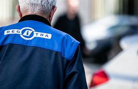 """Registruodamas """"Toyotą"""" klaipėdietis sužinojo apie atsuktą ridą"""
