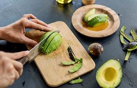 Dietistė Vaida Kurpienė apie avokadų naudą, pasirinkimą ir tinkamą paruošimą