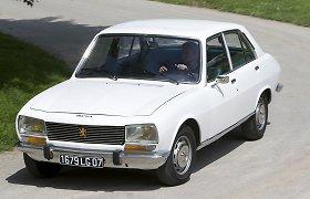 """Istorija: šeši """"Peugeot"""" metų automobiliai – nuo 504-ojo sedano iki naujojo 208-ojo hečbeko"""