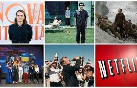 Kino kritikas Gediminas Kukta: kas (ne)įvyko 2020 metais kino pasaulyje?