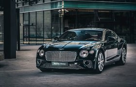 "Rekordininkas ""Bentley Continental GT V8"": gali turėti net 7 milijardus skirtingų konfigūracijų"