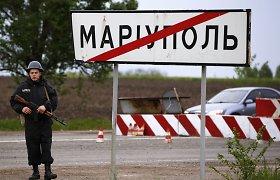 Šaudydami į pasieniečius Mariupolyje teroristai nužudė kunigą