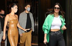 Modelis Kendall Jenner nebeslepia turinti mylimąjį – NBA žvaigždę