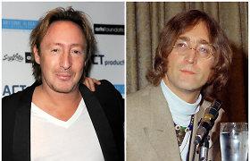Legendinio Johno Lennono sūnus į jį panašus ne tik išvaizda: bandė išgarsėti kaip atlikėjas