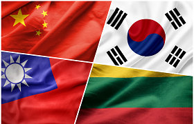 Lietuvos kultūros projektai Kinijoje stoja, Taivane susidomėjimas auga