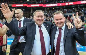 """Panevėžys – LKL finale: """"Lietkabelio"""" veteranai atvertė naują istorijos puslapį"""