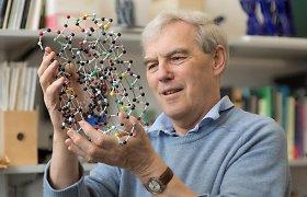 Nobelio premijos laureatas R.Hendersonas: mirtini virusai – tai normalus gyvenimas