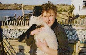 Moterų bendruomenėje Škotijoje Dovilė gyvena tarp avių ir karklų