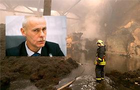 Metai po Alytaus gaisro. Ugniagesių profsąjungos vadas griežtas – esminių pokyčių neįvyko, ugniagesiais dar nepasirūpinta