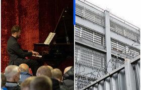 """Įkalinimo įstaigose grojantis Darius: """"Nuteistieji yra pati geriausia auditorija"""""""