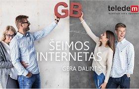 """""""Teledema"""" pristato pirmąją Lietuvoje mobiliojo interneto dalinimosi paslaugą"""