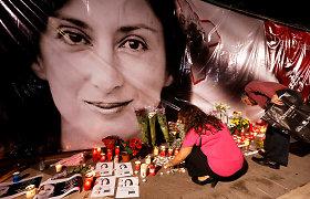 Tyrimo išvados: Maltos valstybė atsakinga už žurnalistės nužudymą