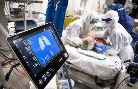Estijoje – 1 113 naujų COVID-19 atvejų, mirė septyni pacientai
