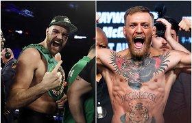"""Bokso čempionas keičia ringą į kovos narvą: """"Kažką sutriuškinsiu"""""""