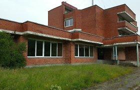Palangos policijos pastatas perparduotas: mero žiniomis, savininkas uždirbo 2 mln. eurų