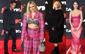 Su griausmu sugrįžo MTV apdovanojimai: triumfavo jaunieji atlikėjai