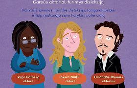 """Didžiosios Britanijos disleksijos ekspertų """"Nessy"""" sukurtą knygą """"Apie disleksiją paprastai"""""""