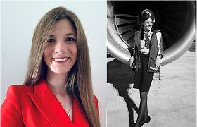 Gabrielė metė sėkmingą darbą aviacijoje ir pasiryžo tapti pradinukų mokytoja