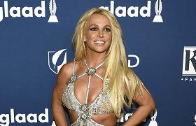 Teigiama, esą Britney Spears – demencija: šį teiginį teismo dokumentuose pateikė jos tėvas