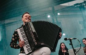 Po karjeros koncertų Hamburge M.Levickis surengs ypatingą koncertą Vilniuje