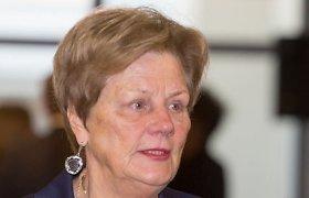 Parlamentarė siūlo keisti laidojimo pašalpų mokėjimą