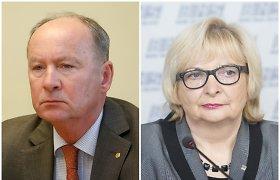 V.Razumas ir M.Bilotienė tapo ŠMSM viceministrais