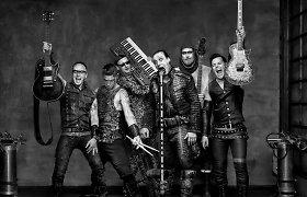 """Rokeriai """"Rammstein"""" Latvijoje surengs grandiozinį šou po atviru dangumi"""