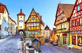 10 gražiausių mažų miestelių Europoje
