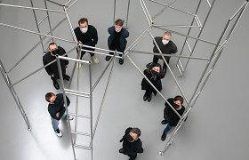 17-oje Venecijos architektūros bienalėje šalį atstovausianti Lietuvos erdvės agentūra (LEA)