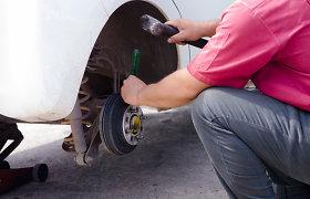 Dėl valdžios žadėtos lengvatos remontuojant automobilius – kančių keliai