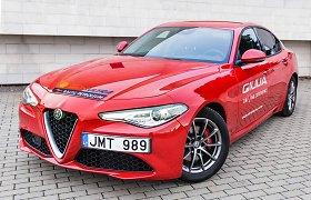 """""""TopGear Lietuva"""" nusprendė, jog geriausią automobilį sukūrė italai"""