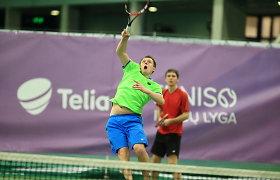 """""""Telia teniso klubų lygos"""" vyriausioji teisėja: apie lygos formatą, etapus ir lūkesčius"""