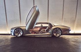 """Kaip """"Bentley"""" prisitaikys prie naujų ekologinių reikalavimų: pristatė šimtmečio planą"""