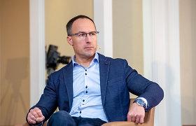 Pareigas paliekantis Lrt.lt vyriausiasis redaktorius V.Laučius dirbs RESC