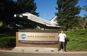NASA stažavęsis vilnietis papasakojo, kaip kuriami kosminiai ateities dalykai