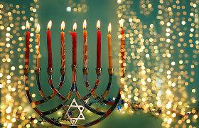 Žydų bendruomenė skelbs Chanukos pradžią ir šviesos žinią