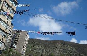 Kelionės Armėnijos keliais ypatumai: kalnų perėjos ir nemiegojęs vairuotojas