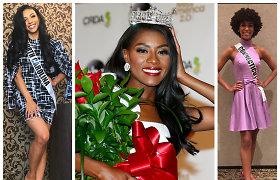 """Išrinkta """"Mis JAV"""" nugalėtoja: 28-erių advokatė įsirašė į Amerikos istoriją"""