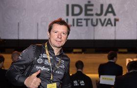 """""""Metų lenktynininko"""" vardas – A.Juknevičiui, """"Metų autosporto veido"""" – V.Žalai"""