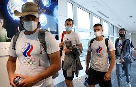Rusai traukia į Tokiją – kitu pavadinimu, bet su naujomis dopingo dėmėmis