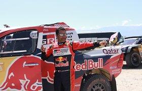 Benediktas Vanagas: kaip laimėti Dakaro ralį?