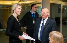 Socdarbiečių ir S.Skvernelio atstovas Z.Vaigauskas patarinėja ir rinkimų organizatoriams