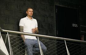 """Solidžią komandą rikiuojantis R.Javtokas nori vadovauti Lietuvos krepšiniui: """"Galiu padaryti geriau"""""""