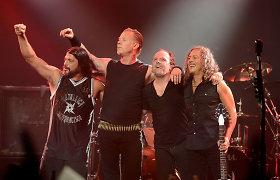 """""""Metallica"""" skyrė lėšų vaikų onkologinės ligoninės Rumunijoje statyboms"""