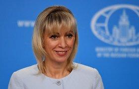 """Rusija vadina """"gėdingu"""" naująjį Ukrainos įstatymą dėlkalbų vartojimo"""