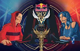 """""""Red Bull Solo Q"""" finalo akimirkos: kova dėl didžiojo prizo (II dalis)"""