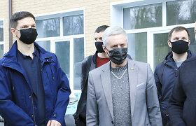 Lietuvos ambasadorius Ukrainoje: totalinio puolimo nebus, bet Rusijos provokacijos baugina