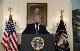 JAV respublikonai susitarė dėl D.Trumpo pažadėto mokesčių mažinimo